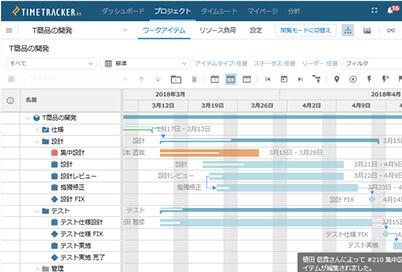 新バージョン timetracker nx 4 1 をリリース プレスリリース 工数